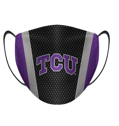 TCU Horned Frogs - Face Mask - Jersey Series