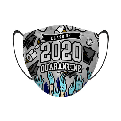 Quarantine Class of 2020 - TP Toss - Face Mask