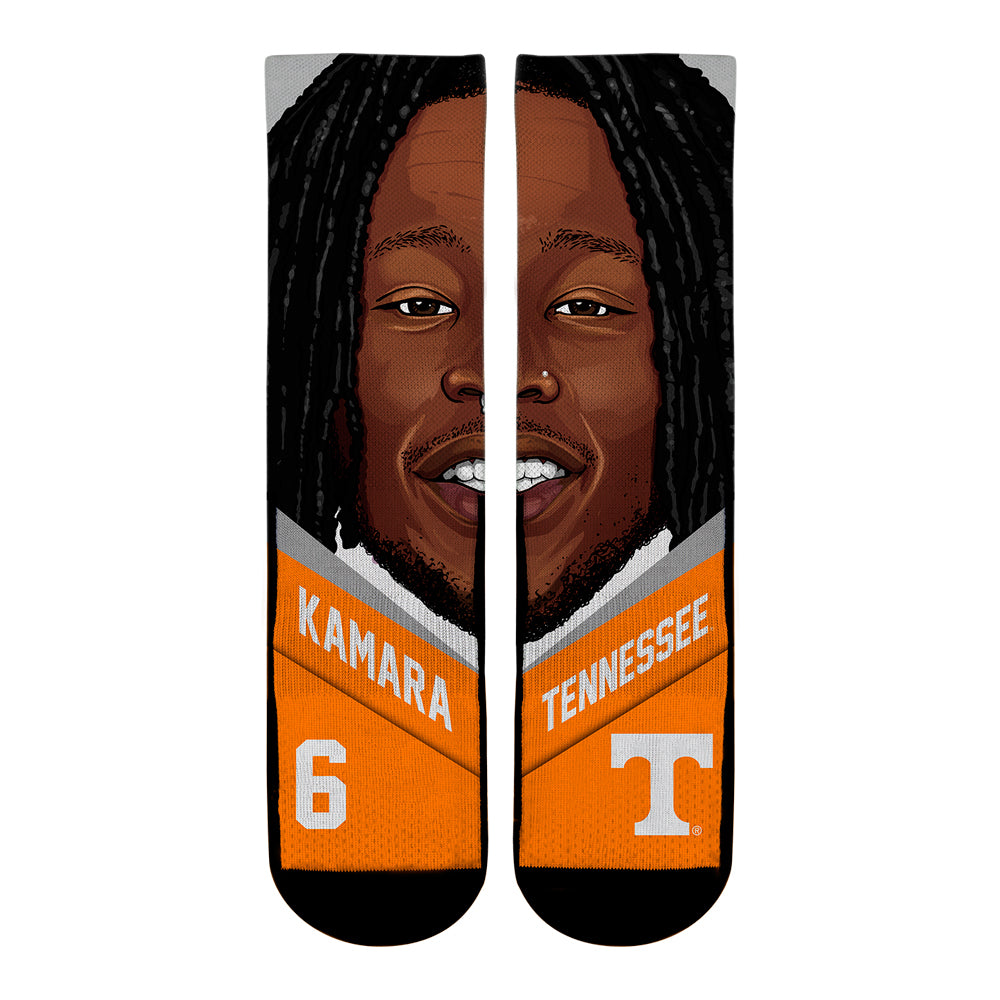 Alvin Kamara - Tennessee Volunteers  - Game Face