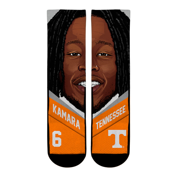 Alvin Kamara - Tennessee Volunteers - College Game Face