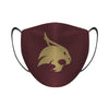 Texas State Bobcats - Face Mask - 3 Pack
