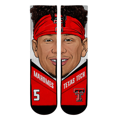Patrick Mahomes - Texas Tech Red Raiders - College Game Face