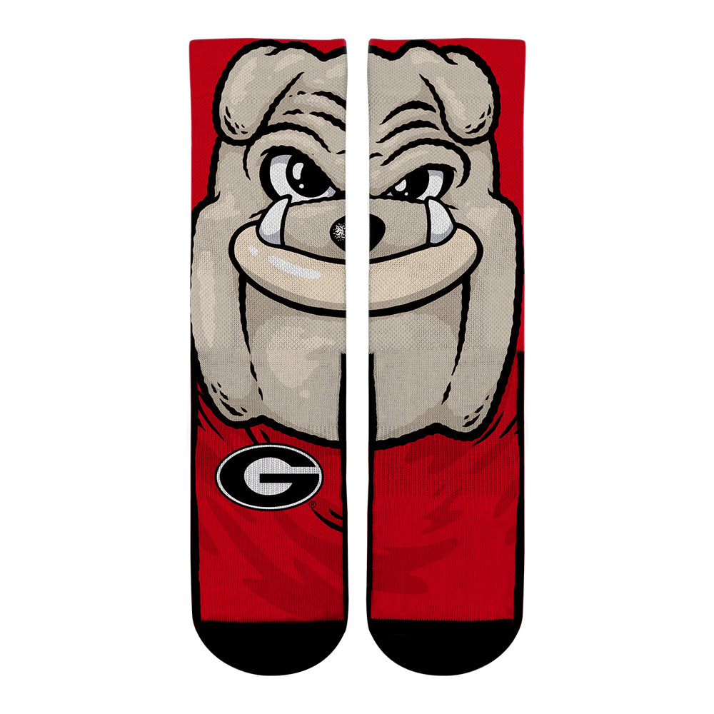Georgia Bulldogs - Hairy Dawg