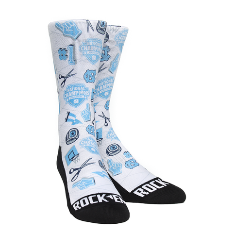 North Carolina Tar Heels - Icon National Champions