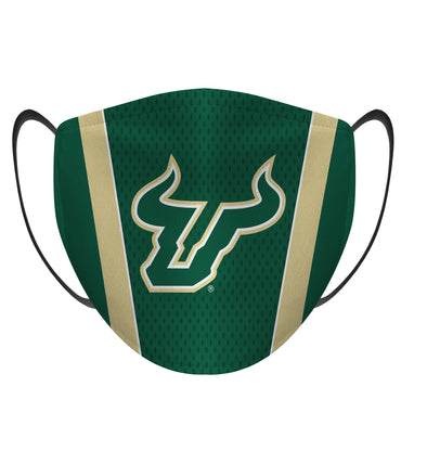 USF Bulls - Face Mask - Jersey Series