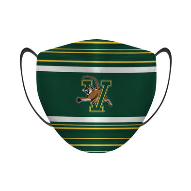 Vermont Catamounts - Face Mask - Classic Lines