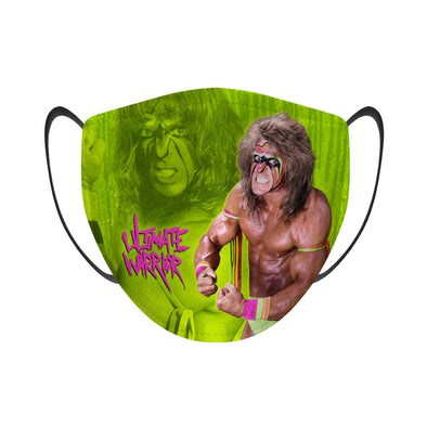 Ultimate Warrior - Walkout - Face Mask