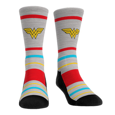Wonder Woman - Classic Stripes
