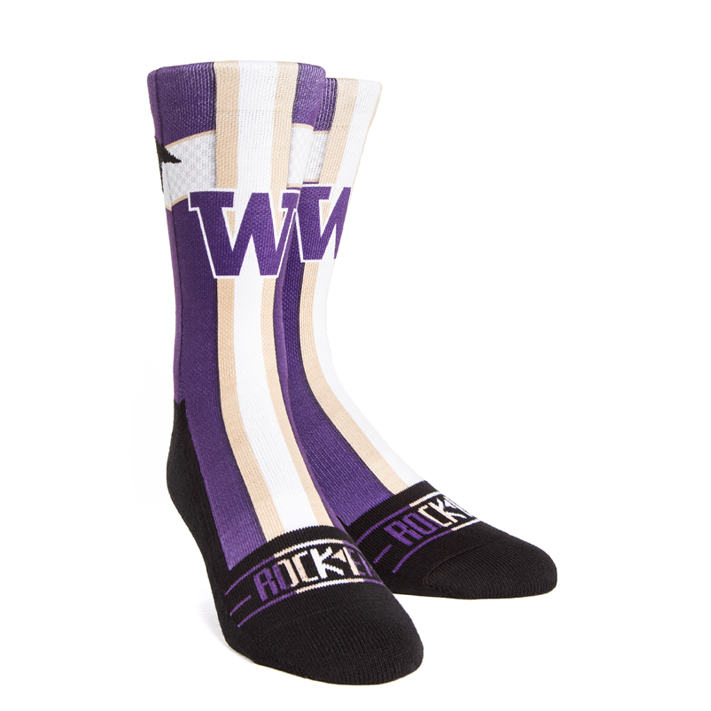 Washington Huskies - Jersey Series Purple