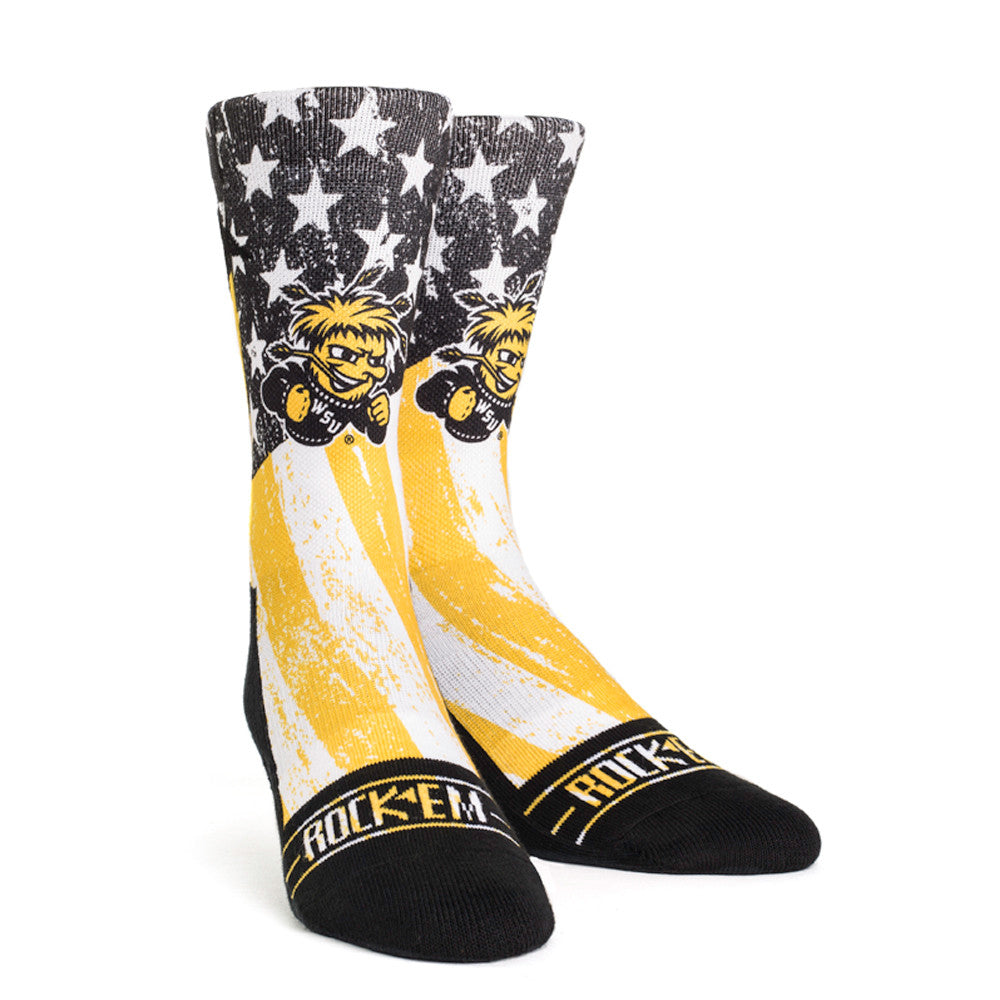 Wichita State Shockers - Stars & Stripes
