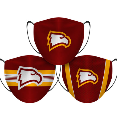 Winthrop Eagles - Face Mask - 3 Pack