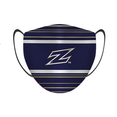 Akron Zips - Face Mask - Classic Lines