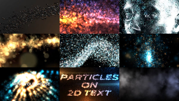 Particles V2 Complete