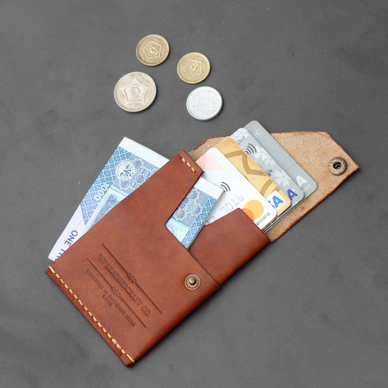 card and coin wallet