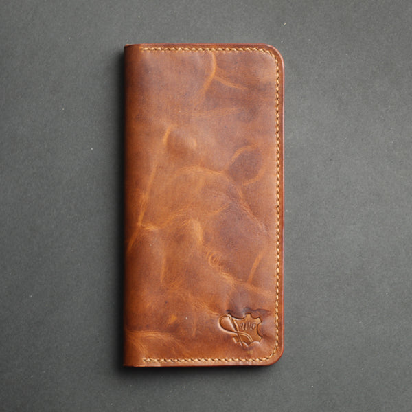 No. 72 | Long leather wallet