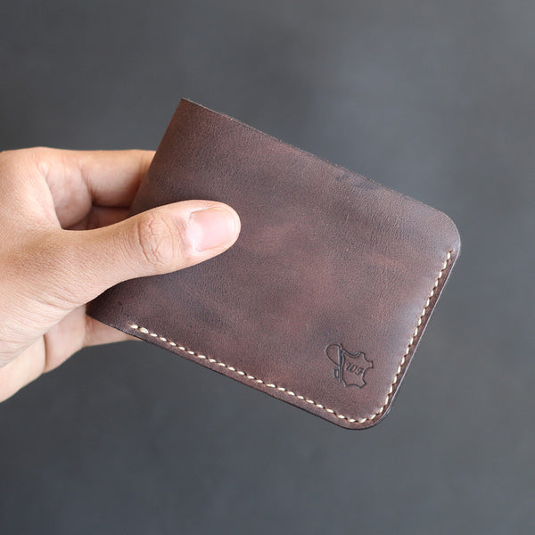 No.77 Classic | Leather Wallet