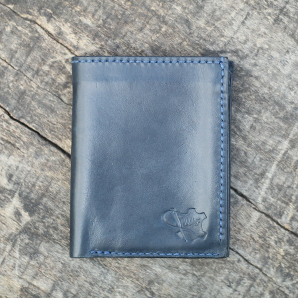 No. 65 | Vertical Leather Wallet