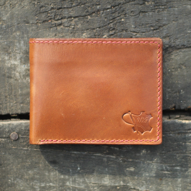 No.57 | Leather Bill Fold Wallet