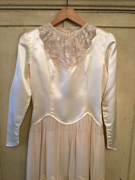Charlette 1920s Wedding Dress | Small