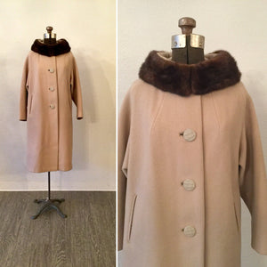 Rhodes 1950s Coat | Large