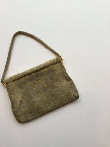 Walborg 1940s Beaded Purse
