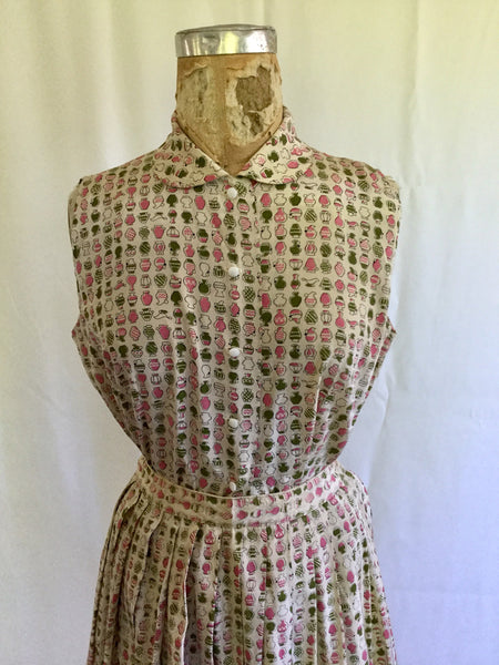 Fritzi 1950s Two Piece Set | XSmall/Small