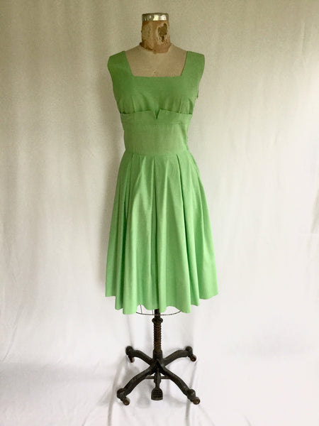 Kelly 1950s Fit and Flare Dress and Jacket | Small