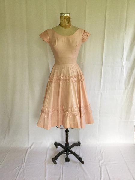 Gabriela 1950s Party Dress | Small