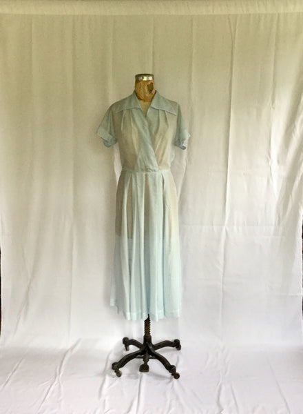 Elodie 1940s Day Dress | Small