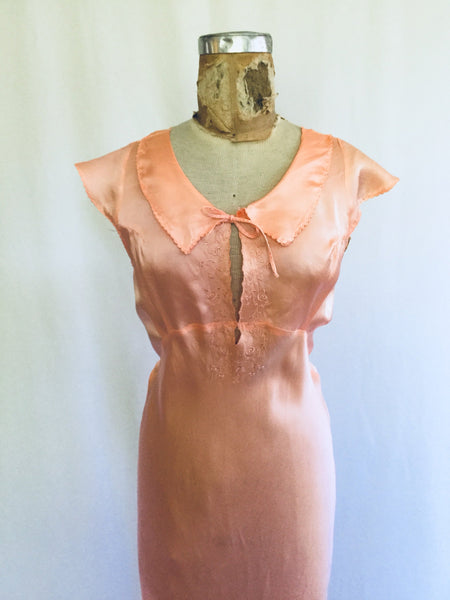 Adeline 1950s Nightgown | Medium