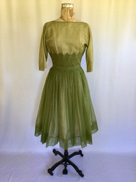 Hazel 1950s Party Dress | Small