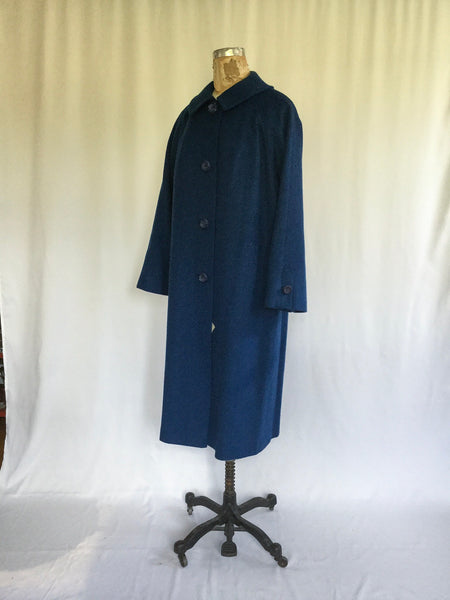 Estelle 1960s Wool Coat | Large