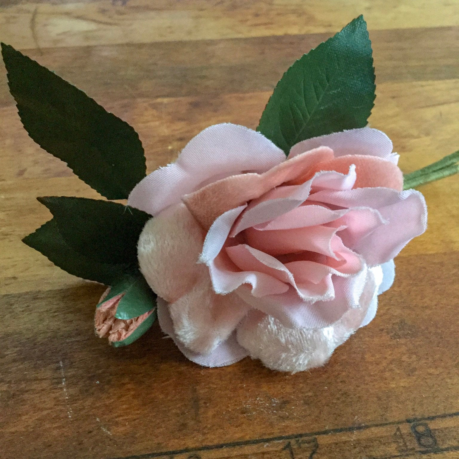 Rose by any other name 1950s Corsage