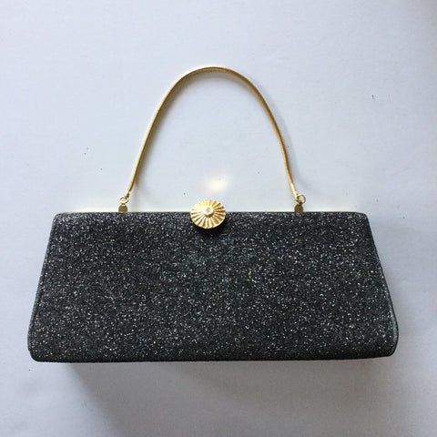 Starry Night 1960s Evening Purse