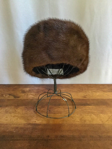 Zoya 1960s Fur Hat