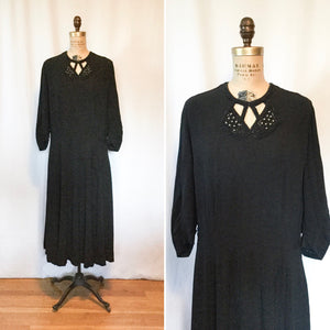 Pearl 1940s Dress | ExtraLarge
