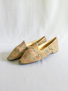 Caitriona 1950s Slippers | US 6
