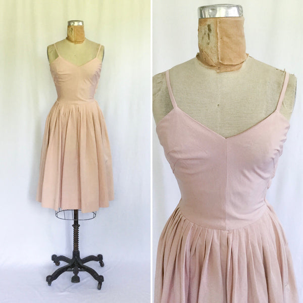 Celeste 1950s Party Dress | XSmall