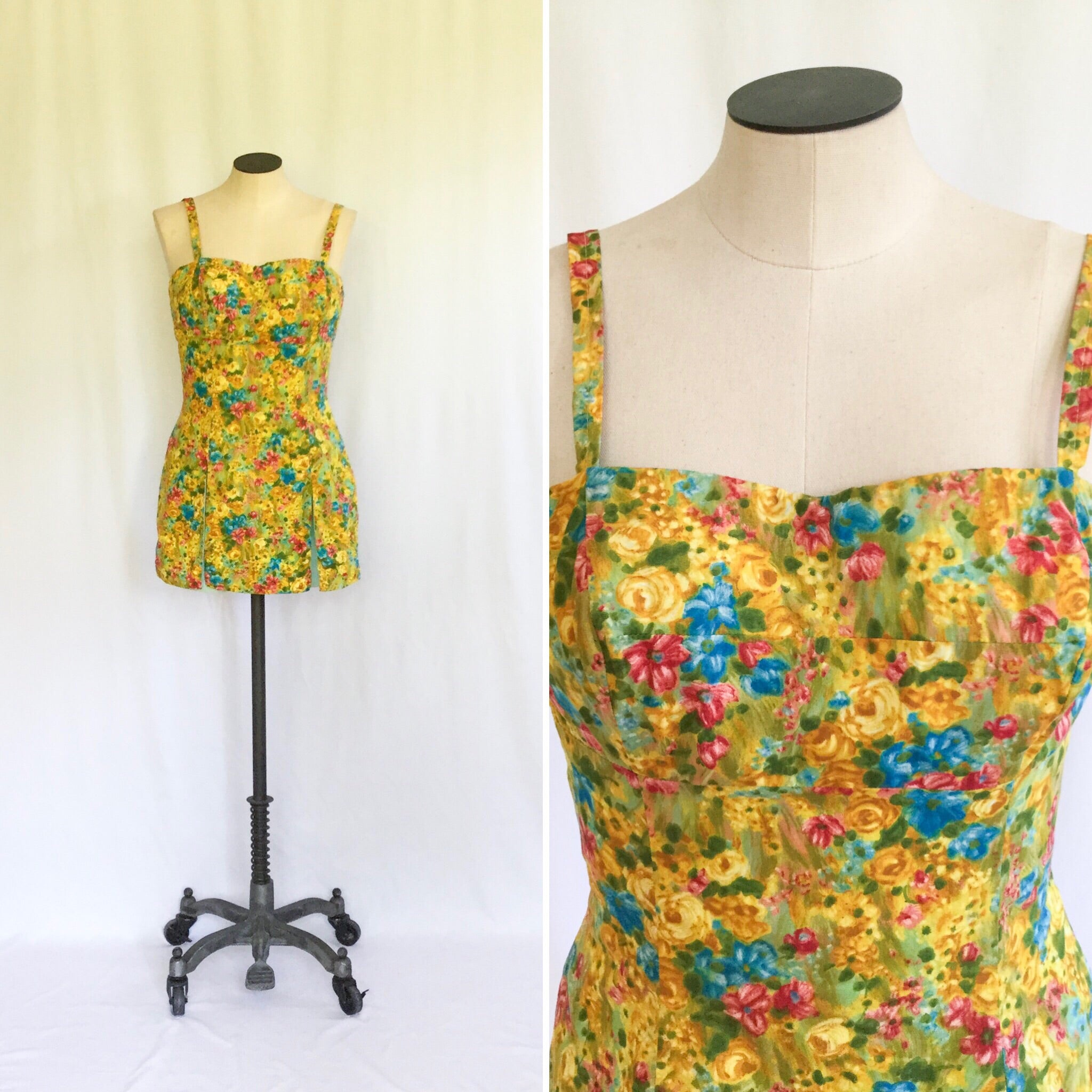 Beverly 1950s Swimsuit | Small