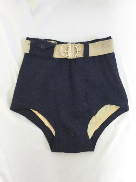 Jockey 1930s Swim Trunks | Medium