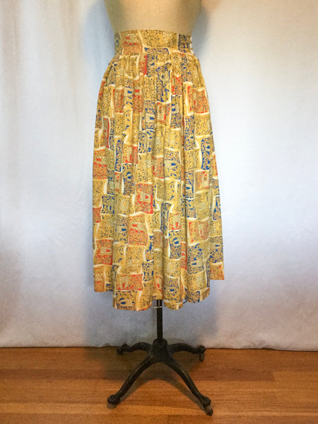 Lulu 1940s Skirt | Small