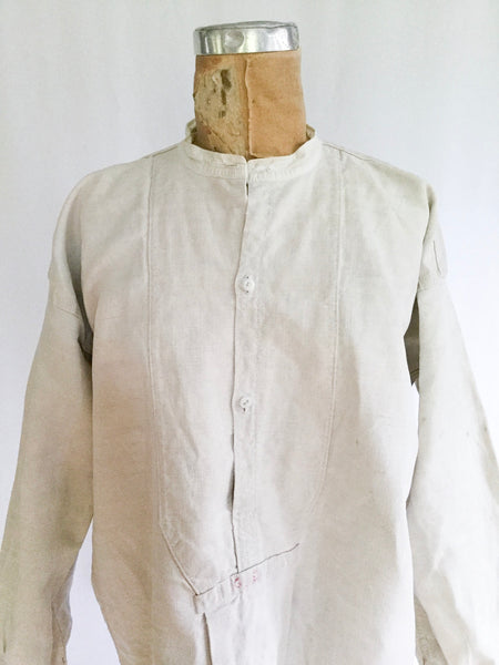 Georgiana 1900s French Peasant Smock | Fits Most