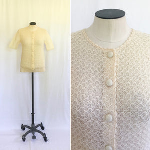 Majestic 1950s Cardigan | Small