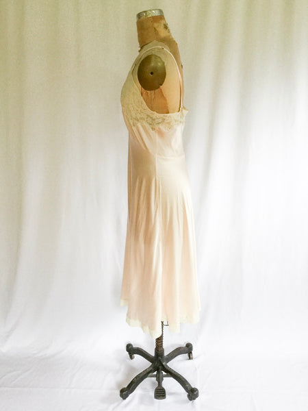 Fischer 1940s Slip | Medium