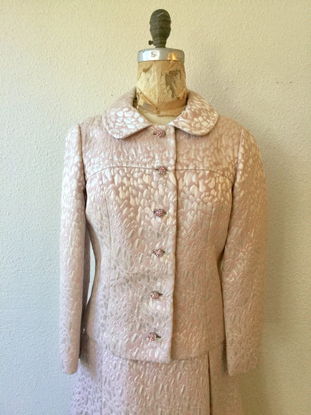 Sandra Sage 1950s Dress Suit | Medium