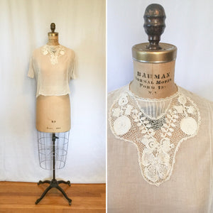 Florence Edwardian Blouse | Small