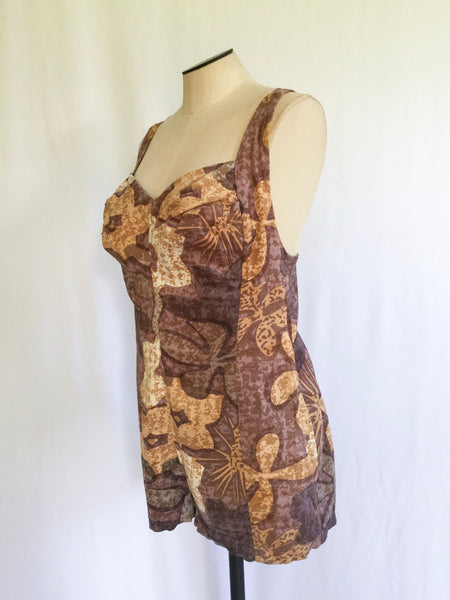 Cole 1950s Swimsuit | Large