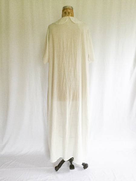 Josafina Edwardian Nightdress | Fits Most