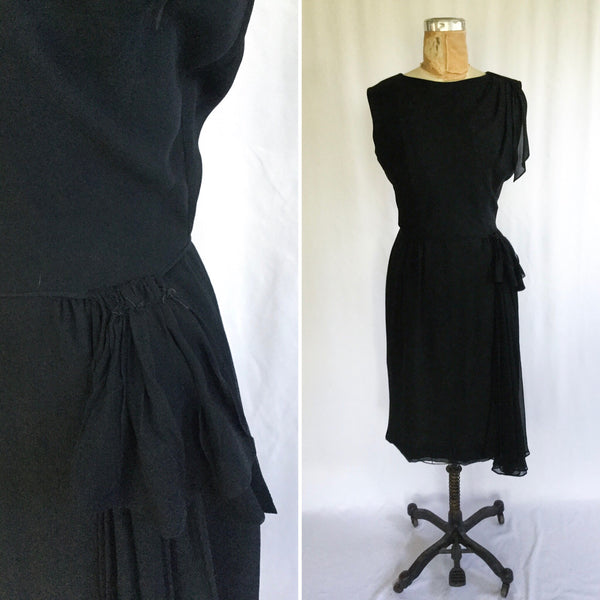 Amma 1950s Cocktail Dress | Medium