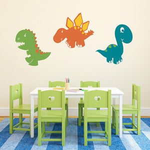Dinosaur Wall Decals by Stephen Edward Graphics